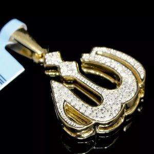 30 off accessories real diamond allah pendant rose white yellow accessories real diamond allah pendant rose white yellow gold aloadofball Gallery